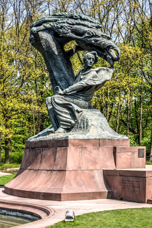 Pomnik Fryderyka Chopina The Chopin Monument An Icon