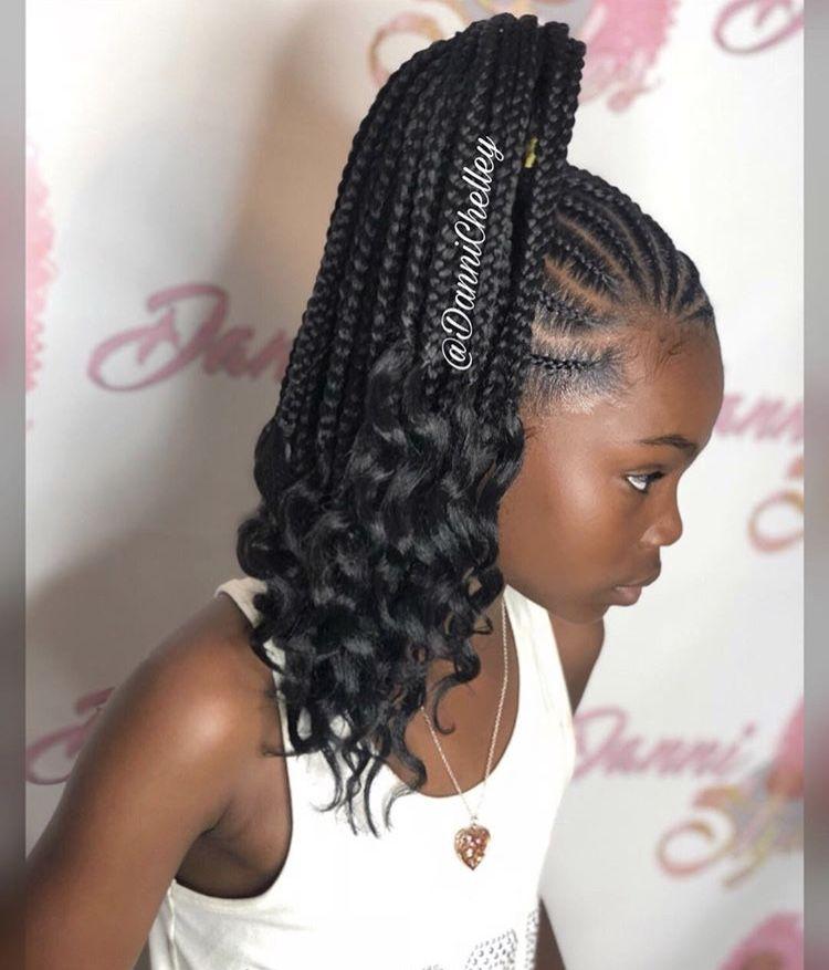 I Lia Hairstyles Girls Hairstyles Braids Black Kids Hairstyles