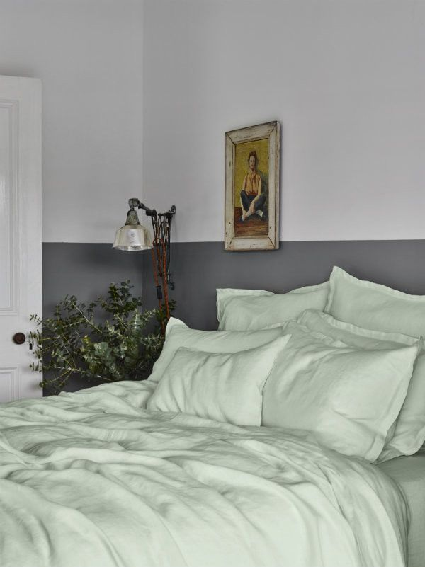 Pure Linen Bed Sheet Set| Bed Linen| Sheets On The Line