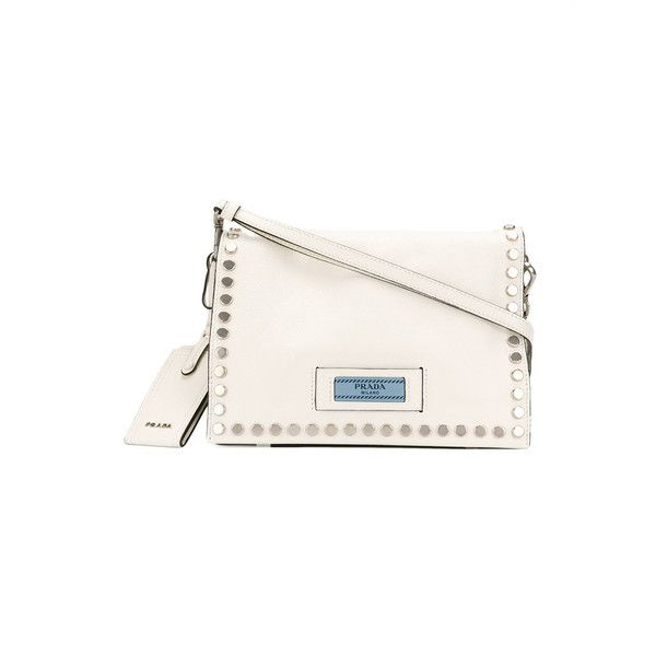 Prada Etiquette Shoulder Bag 2 515 Liked On Polyvore Featuring Bags Handbags