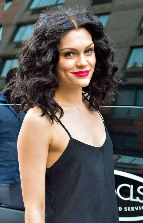 Jessie J Big Hair Jessie J Hair