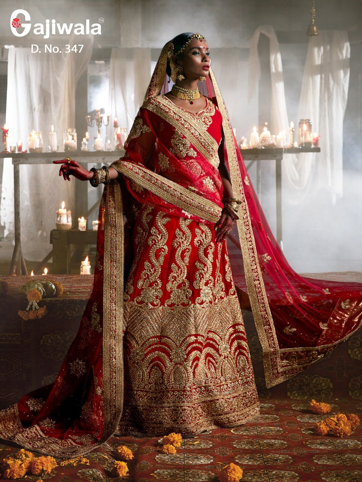 19c56f444 Gajiwala Saree Manufacturers of Lehenga choli from Surat For any query  please contact us on  info gajiwalasaree.com Or Whatsapp  call   + 91  9687064601