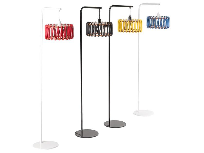 Macaron Floor Lamp By Emko Uab Design Silvia Cenal Lampe Design Luminaire Lamp
