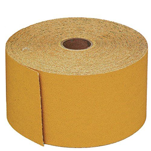 Buy In Bulk And Save Tons! 3M 2599 Stikit Gold Roll, P80