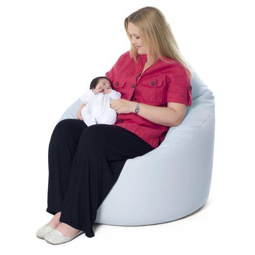 Brilliant Maternity Bean Bag Beanbagbazaar Christmas Mother Baby Bralicious Painted Fabric Chair Ideas Braliciousco