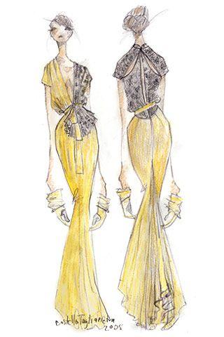 Fashion Designer Sketches Hipgirlie Com For Fashion And Style Tips Fashion Design Fashion Illustration Fashion