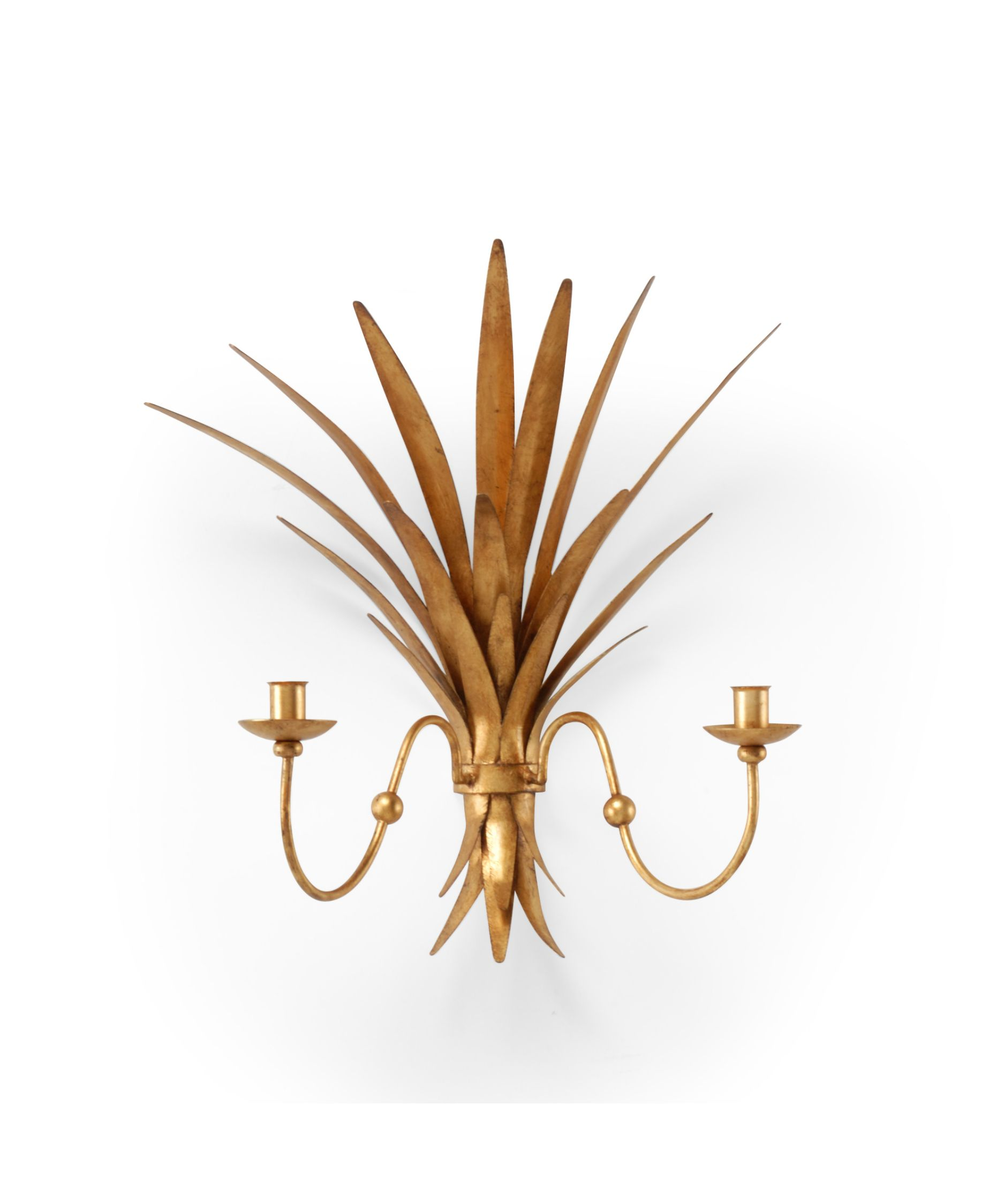 chelsea house 381633 wheat sconce wall candle holder capitol