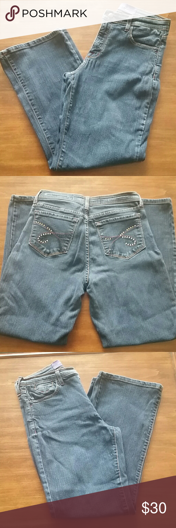 Not Your Daughter's Jeans 10p Not Your Daughter's Jeans 10p.  No rips holes or stains. NYDJ Jeans
