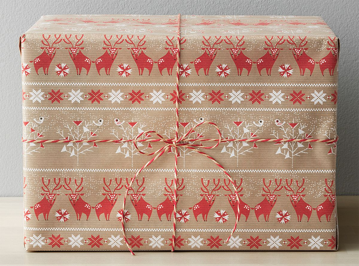 IKEA Vinter 2017 Gift Wrapping NOTCOT IKEA