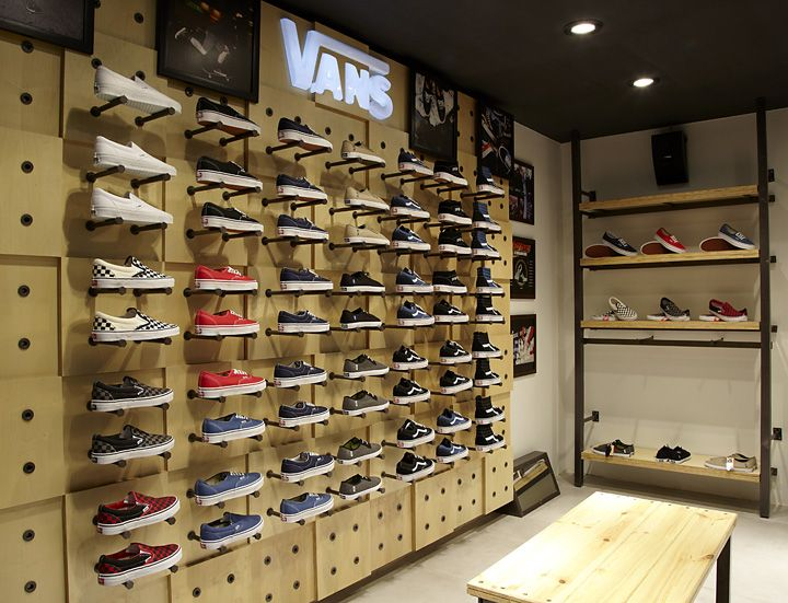 delicate colors high quality special for shoe VF Brand Flagship Store by Restore Solutions | Retail store ...
