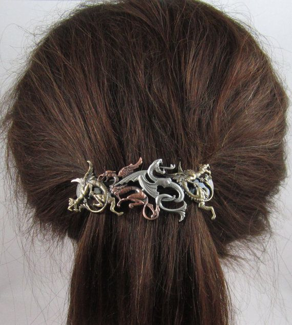 Beetle French Barrette Hair Clip Jewelry & Watches Hair Care & Styling