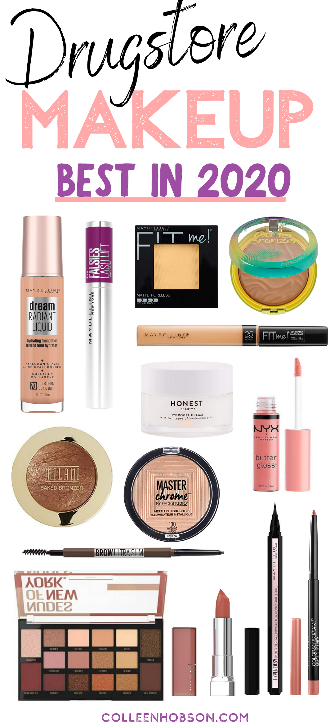 The Best Drugstore Makeup Products In 2020 Best