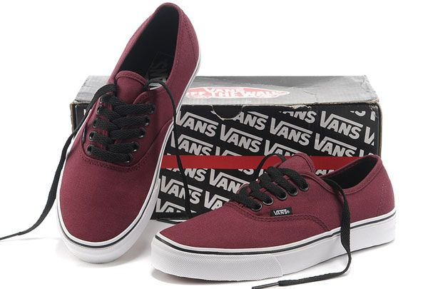 vans authentic outlet