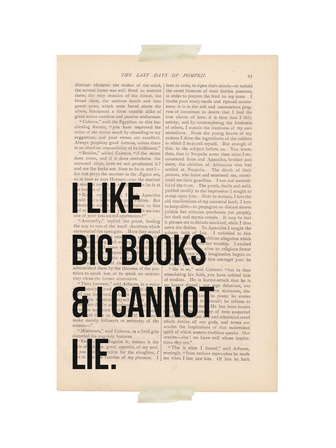 Ex Libris Book Page Prints Book quotes, Words, Funny quotes
