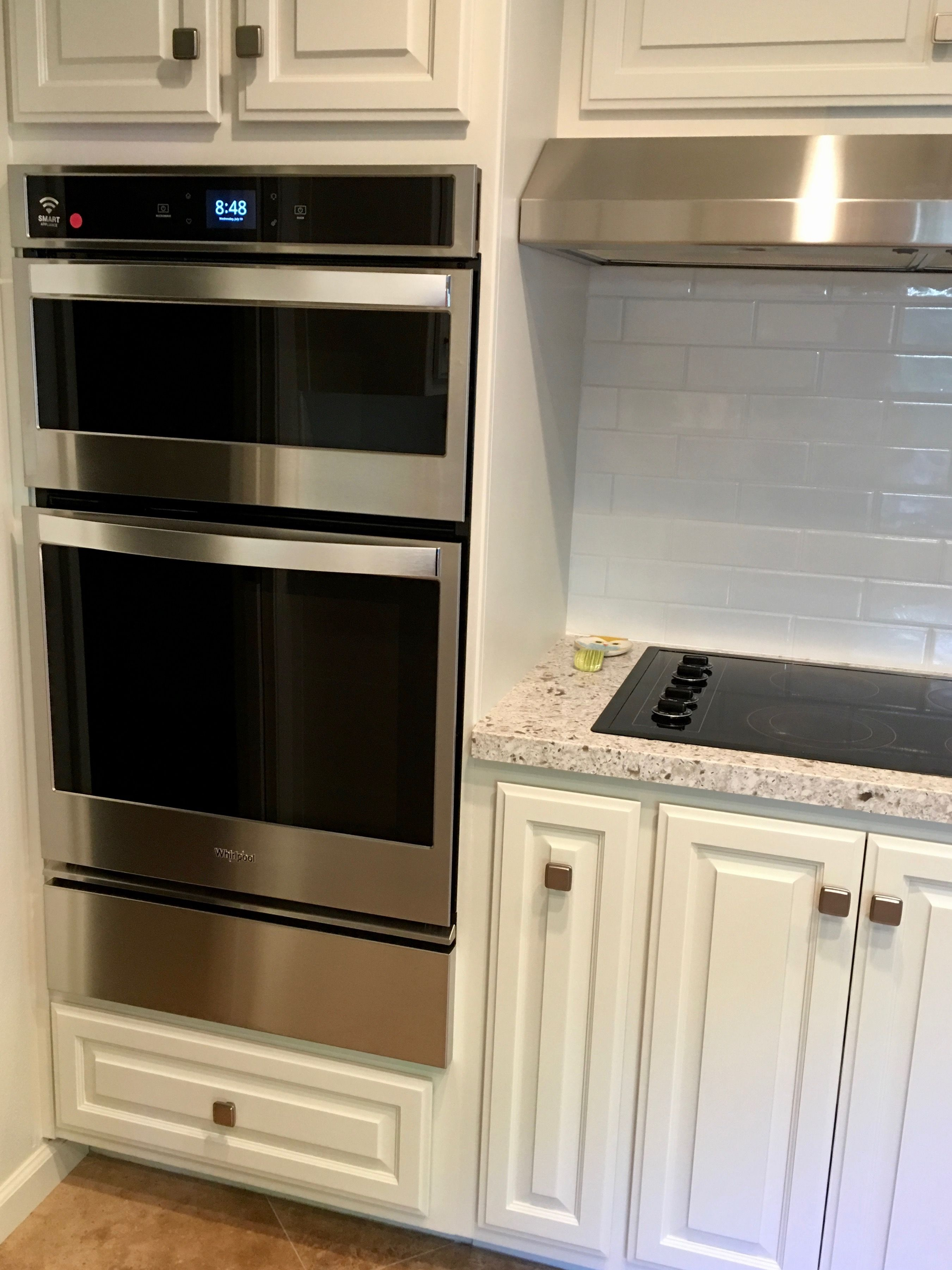 Custom Wall Oven Filler Strip Wall Oven Kitchen Wall Oven Small Wall Oven