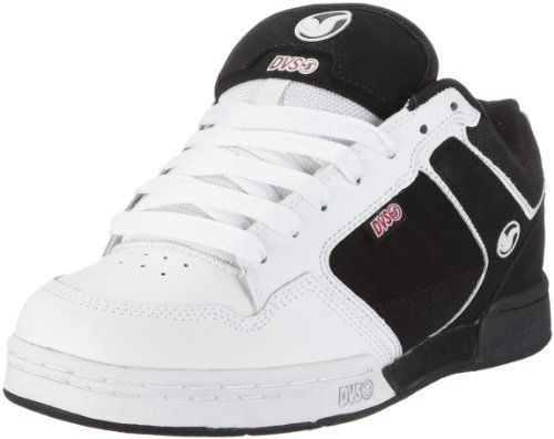 dvs high top shoes