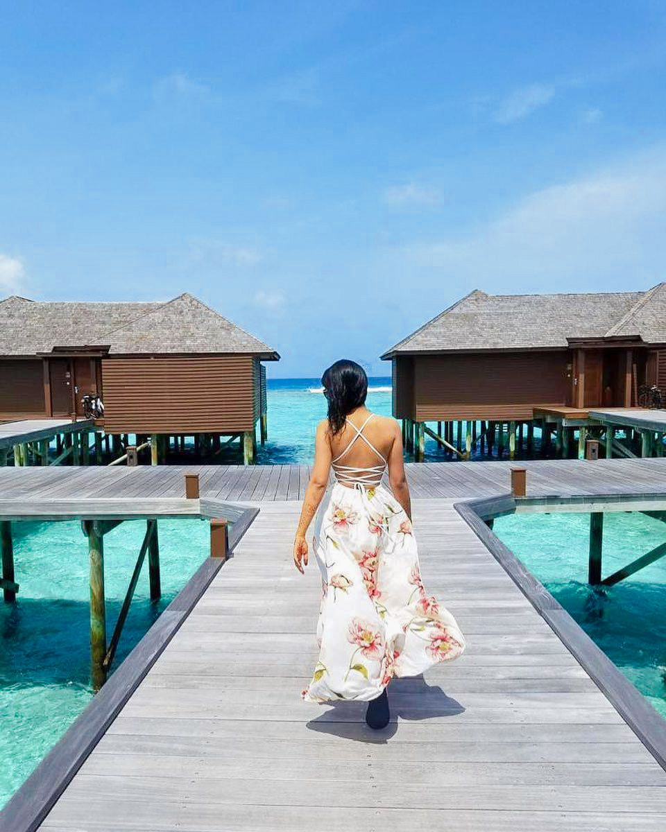 Walk In Style After All You Are In Paradise Myhideaway Hbrmaldives Hideawaybeachmaldives Ilovehideaway Beach Resorts Hideaway Resort Spa