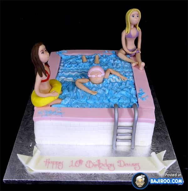 Birthday Cake Ideas For Girls Very Funny Cakes 24 Images cakepins