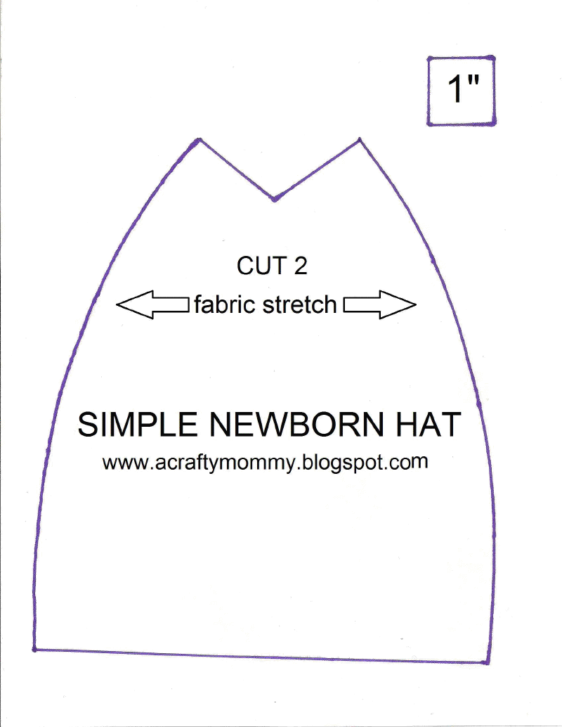 Baby hat pattern   Baby Loves   Baby hat patterns, Baby hats, Baby ... 276a9861d01