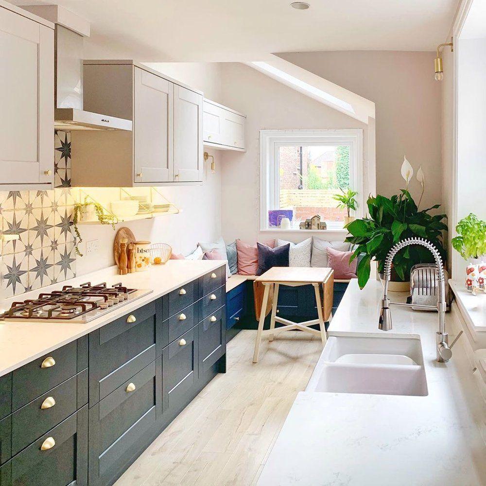 11 beautiful galley kitchen design ideas in 2020  modern