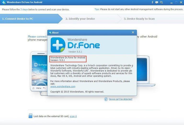 wondershare dr.fone for ios 8.4.1 crack