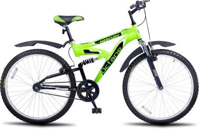 7aa5a1d2836 Hero Octane 26T Mercury Single Speed SMUY26GNBK01 Road Cycle (Green) .  Compare price and buy online with low price.