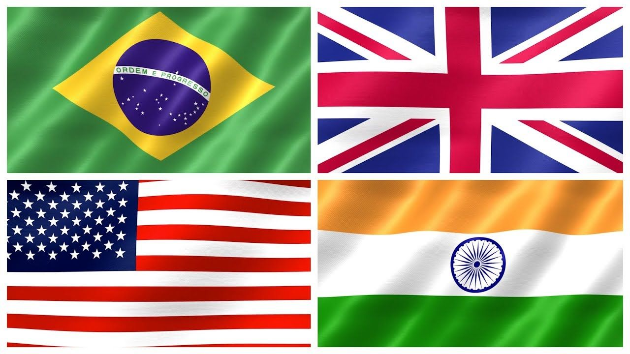 Country Flags Of The World For Children Learn Flags For Kids Kinderga Flags Of The World Kids Learning World Country Names