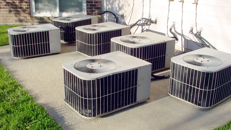 Awesome central air conditioning installation design ideas