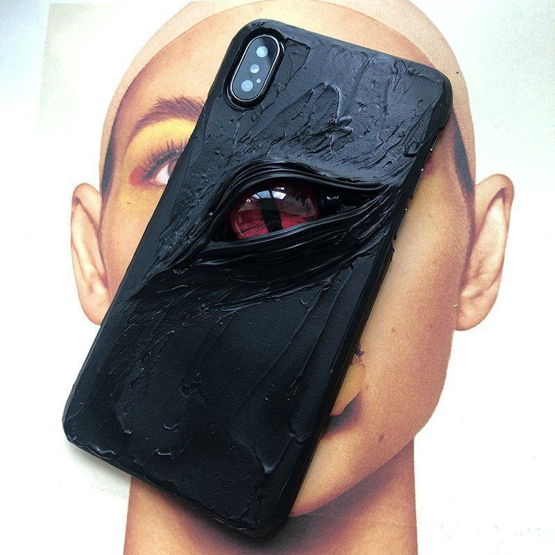 Monsters red eye iphone case iphone cases iphone case