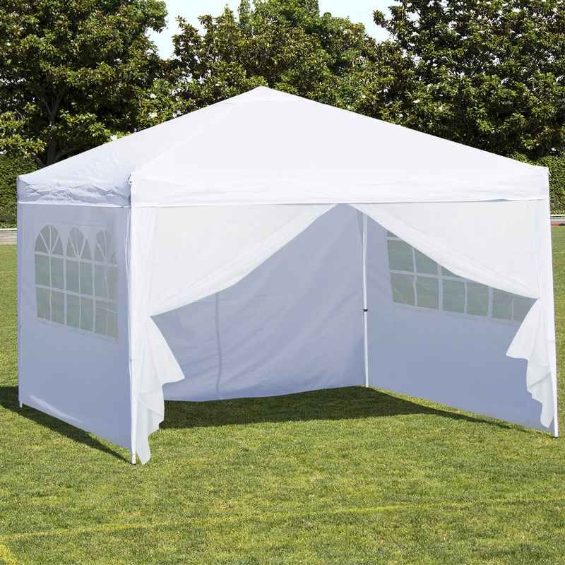 10 X 10 Canopy Tent With Sidewalls Canopy Tent Outdoor Pop Up Canopy Tent Tent