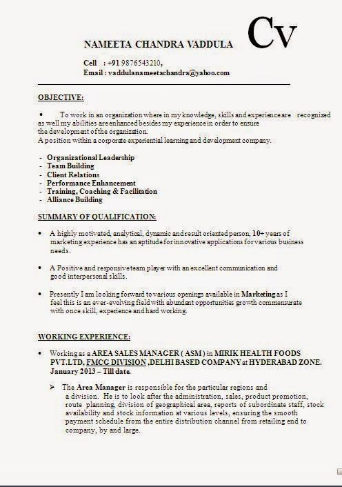 entry level resume templates Sample Template Example ofExcellent