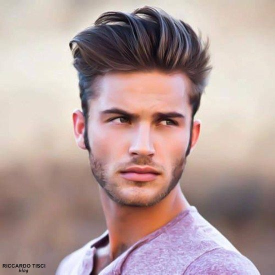 Fashion Haircut For Men