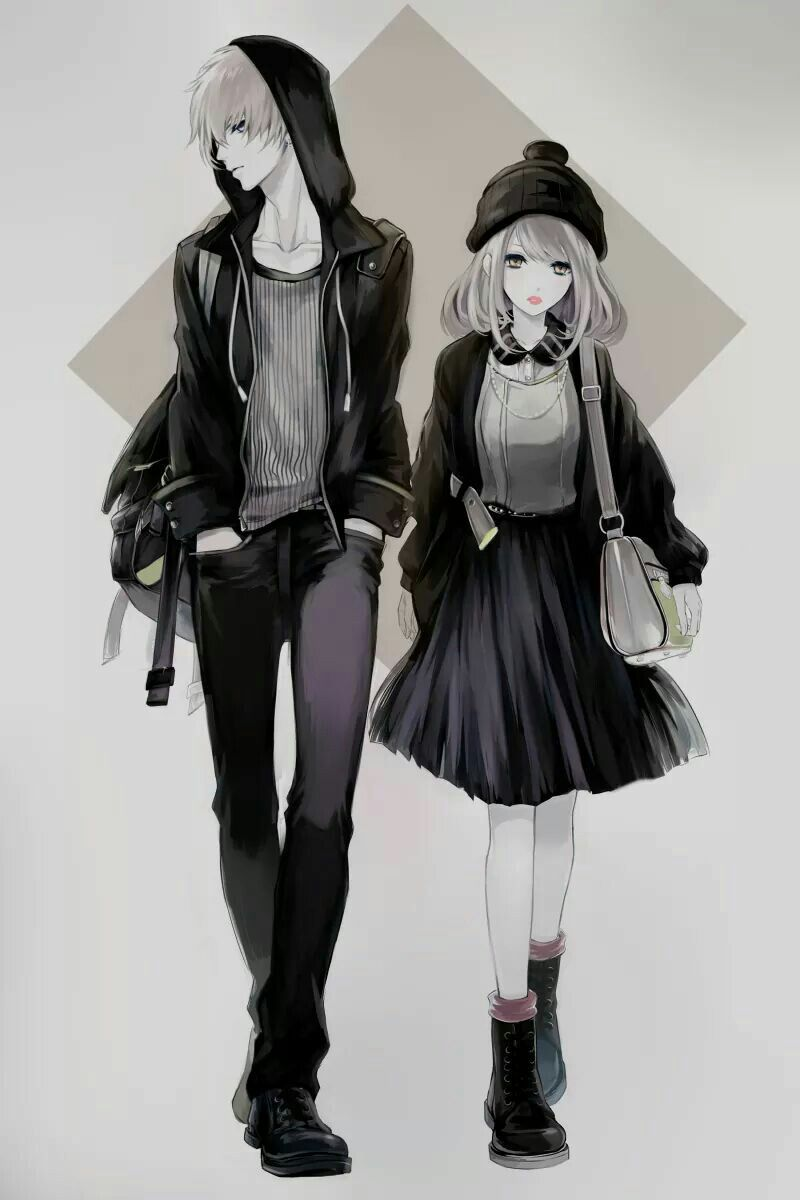 Eres Tan Lindo Parejas De Anime Manga Anime Novios