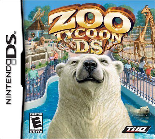Zoo Tycoon Nintendo Ds Game Nintendo Ds The Zoo