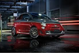 Fiat Abarth 595 Competizione Scorpion Black Gara Red Google