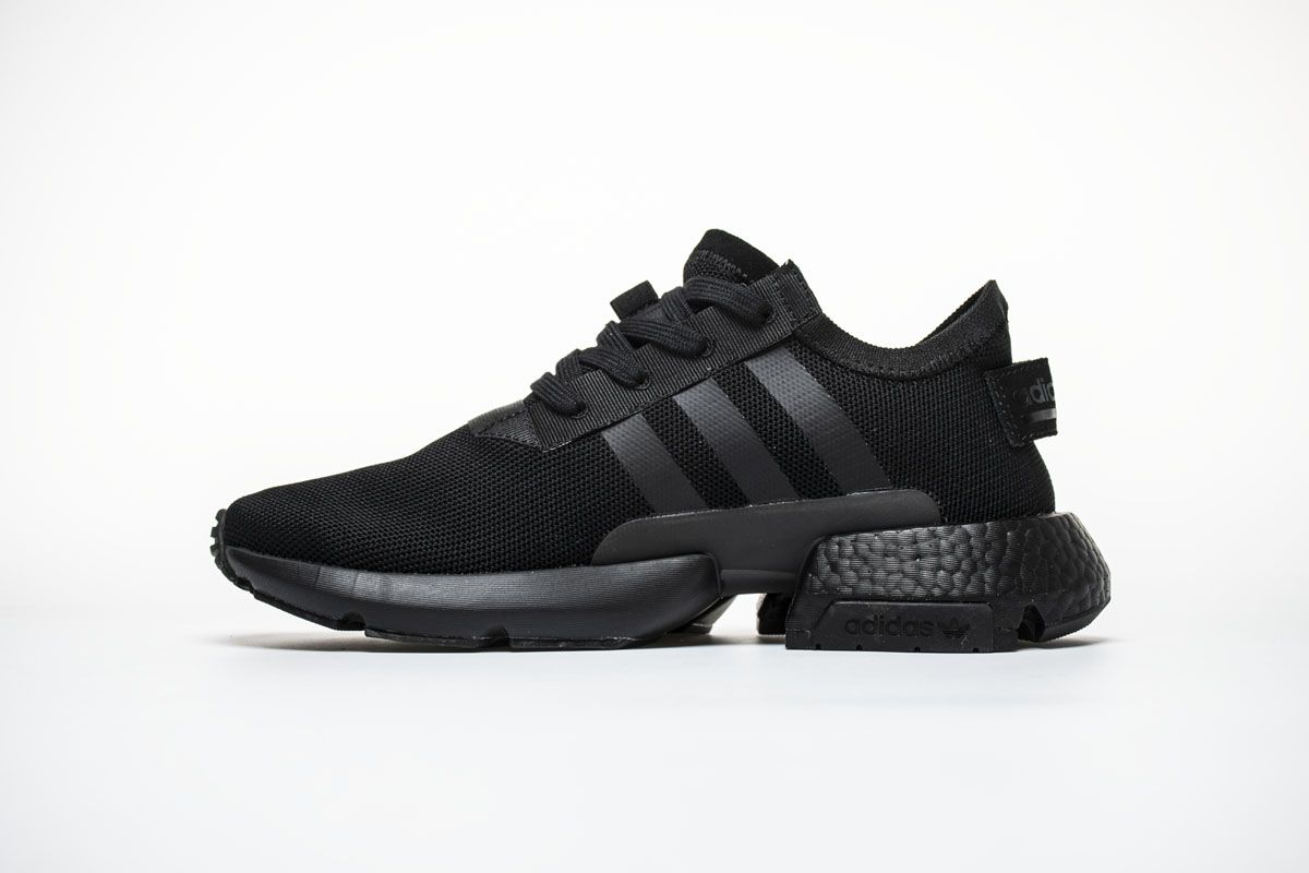super popular 4f673 da3fd Adidas P.O.D-S3.1 Boost B37366 Triple Black Sneaker for Sale2