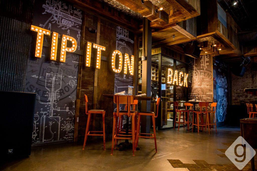 A Look Inside: Dierks Bentley's Whiskey Row | Nashville Guru