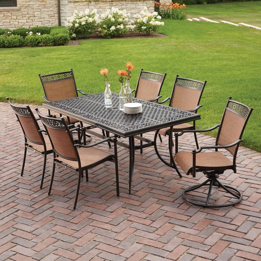 Patio Dining Sets For Your New House Patio Furniture Dining Set