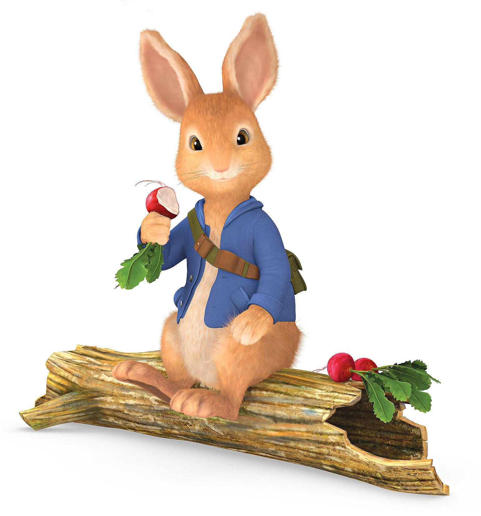 Peter Rabbit S Christmas Tale On Nickelodeon Peter