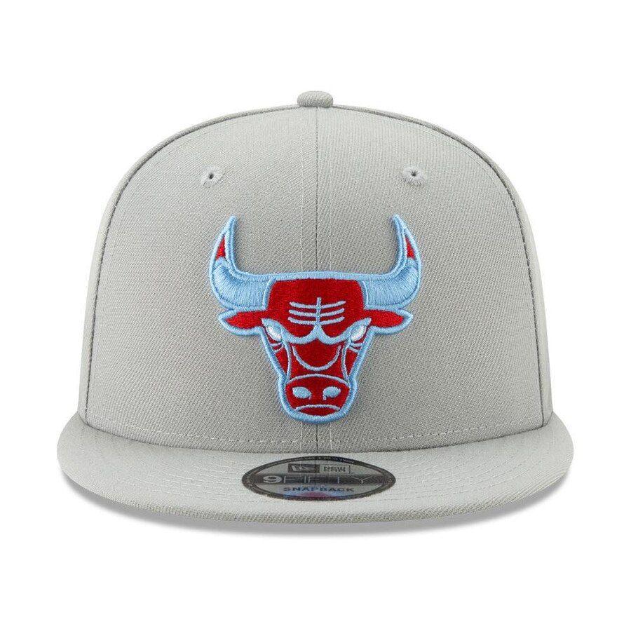 CHICAGO BULLS NEW ERA 59FIFTY LEAGUE POP TEAM FITTED CAP HAT NBA