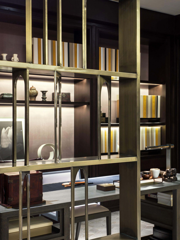 Yabu Pushelberg Residences Genius Design Concept Textures  # Muebles Camacho