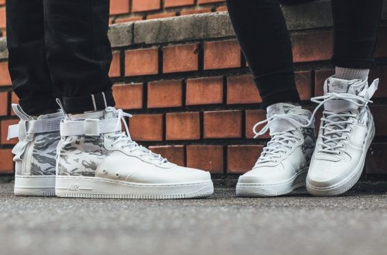 air force 1 winter