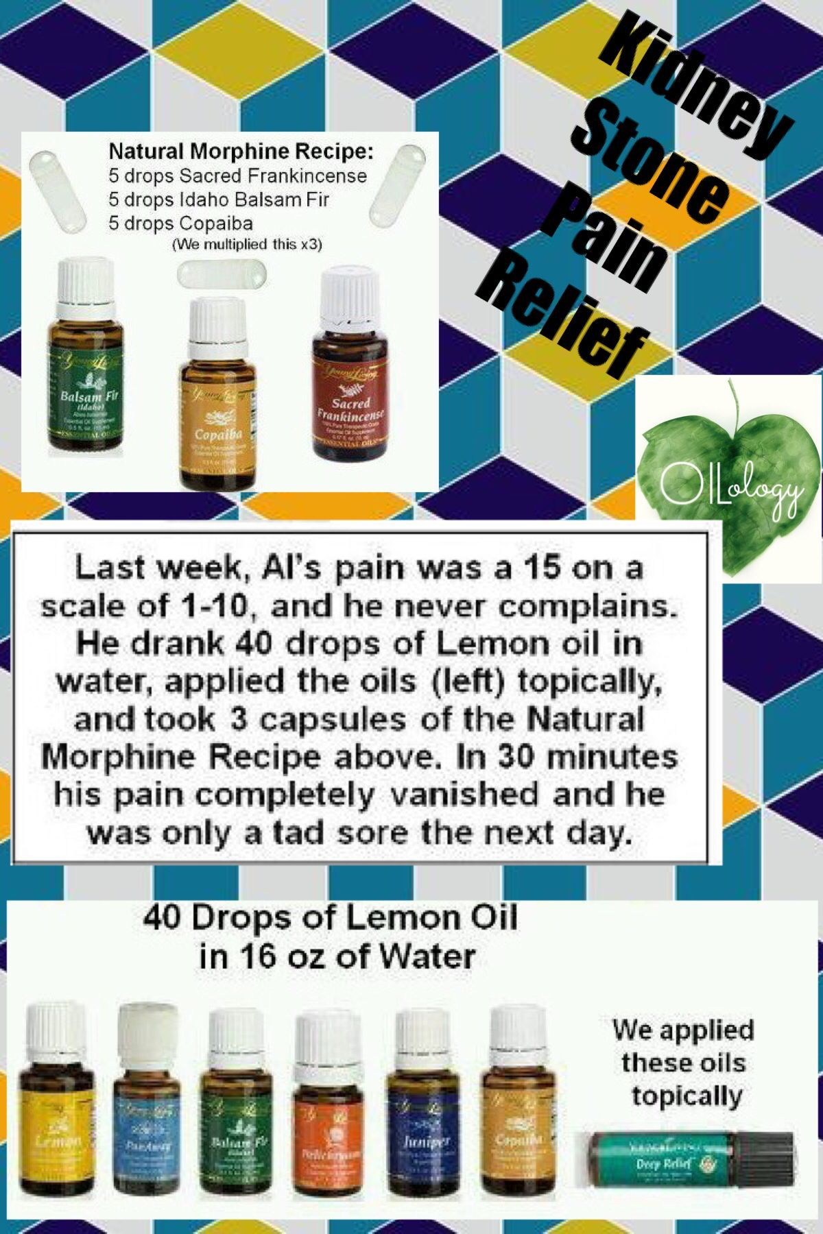 Pin on Oils who knew