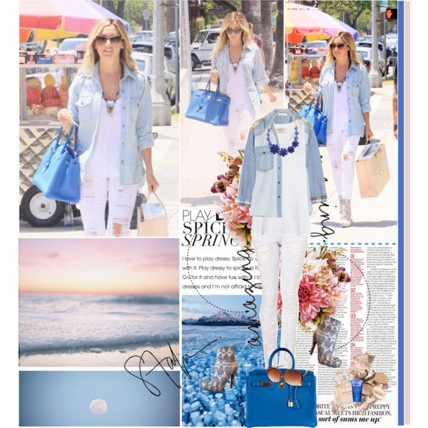 Ashley Tisdale ♥, created by dora04 on Polyvore