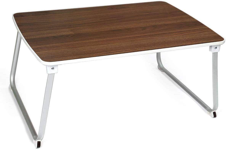 Salcar Ordinateur Table Portable Ordinateur Table Basse Pliable Table Legere Pour Bureau A Domicil Table Basse Pliable Table Portable Table Basse