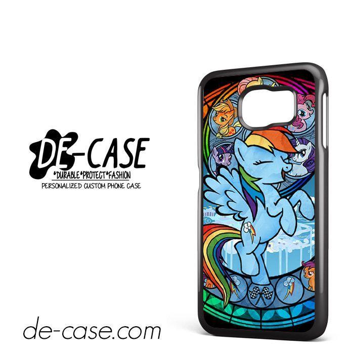 Rainbow Dash DEAL-9119 Samsung Phonecase Cover For Samsung Galaxy S6 / S6 Edge / S6 Edge Plus