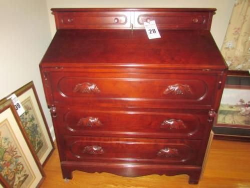 Davis Furniture Lillian Russell Desk May 1977 Current Price 700 Davis Furniture Furniture Personal Property