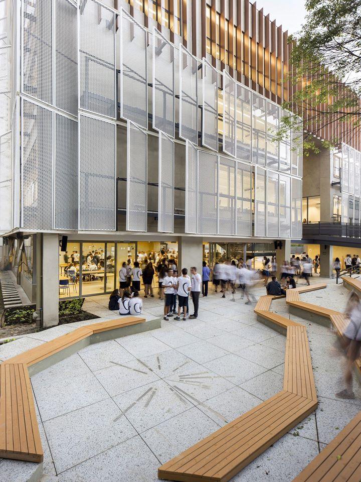 Pin de xuning en colegios arquitectura arquitectura for Arquitectura parametrica pdf
