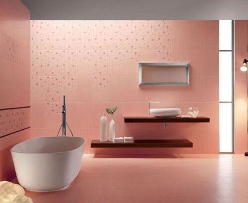 Pinkes Badezimmer ~ Die besten zeitgenössische rosa badezimmer ideen auf