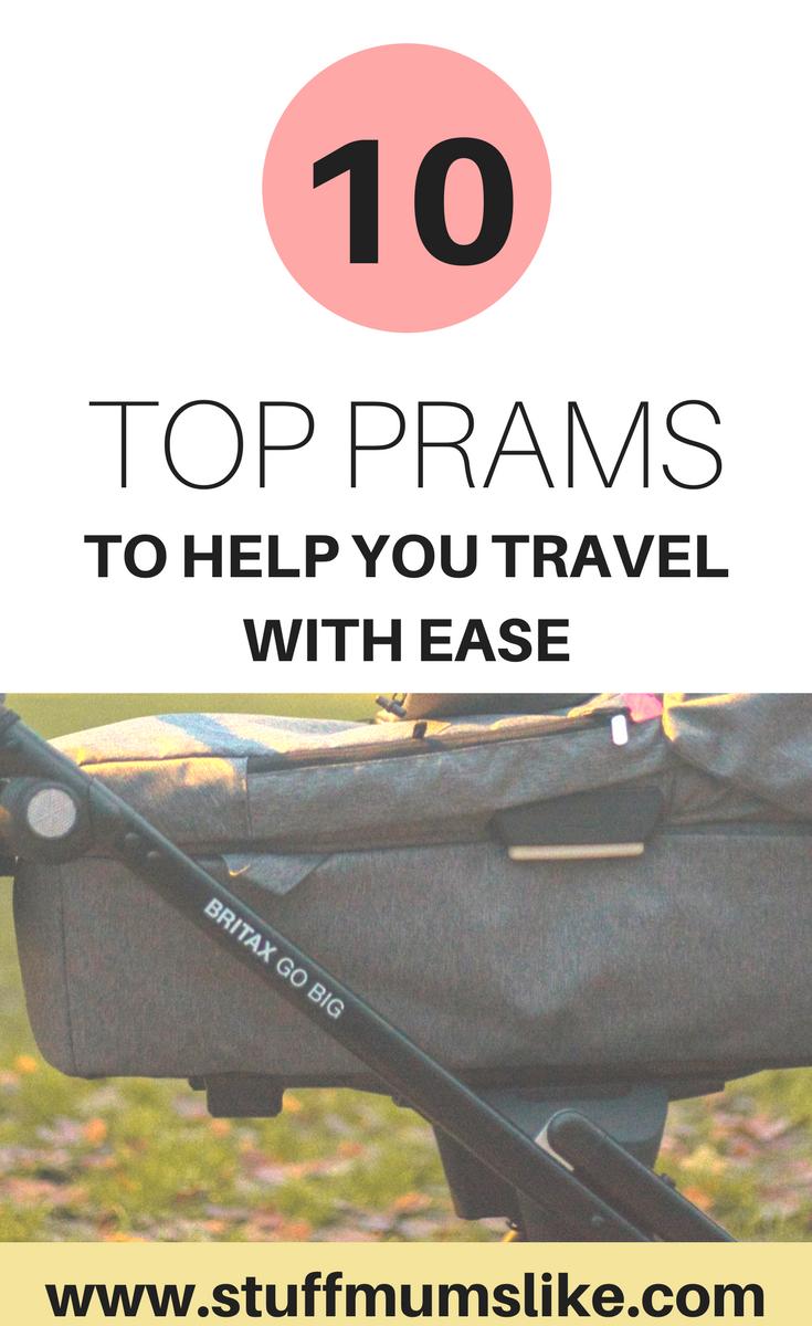 Shopping Guide Best Travel Prams 2018 Travel pram